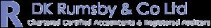 DK Rumsby & Co logo